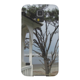 Gazebo at the Beach Cases For Galaxy S5
