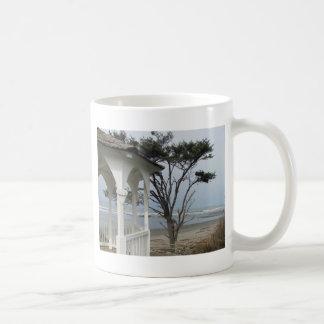 Gazebo at the Beach Coffee Mug
