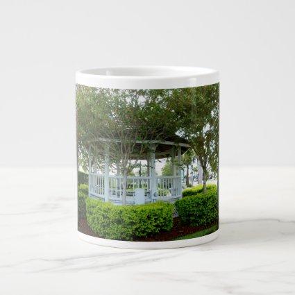 gazebo back fort pierce florida extra large mugs