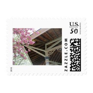 Gazebo- Bellefonte, Pennsylvania Postage