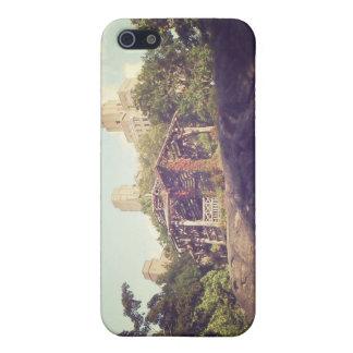 Gazebo, Central Park, New York City Cover For iPhone SE/5/5s