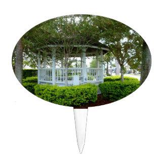 gazebo Fort Pierce trasero la Florida Decoración De Tarta