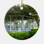 gazebo Fort Pierce trasero la Florida Ornamentos De Reyes