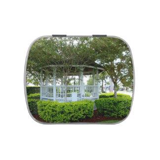 gazebo Fort Pierce trasero la Florida Jarrones De Caramelos