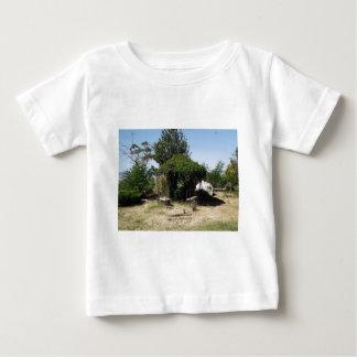 Gazebo with Vines Baby T-Shirt