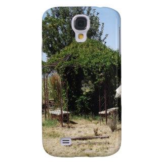 Gazebo with Vines Samsung Galaxy S4 Cases