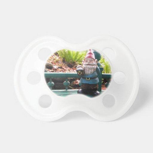 Gazeebo Gnome BooginHead Pacifier