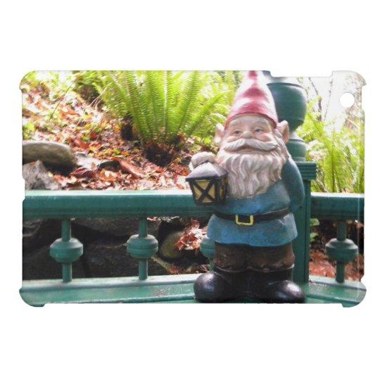 Gazeebo Gnome iPad Mini Cover