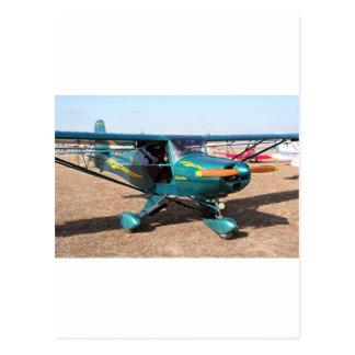 Gazelle aircraft postcard
