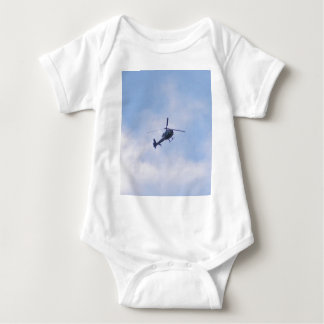Gazelle Helicopter Baby Bodysuit