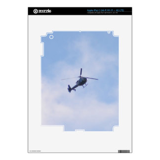 Gazelle Helicopter Decals For iPad 3