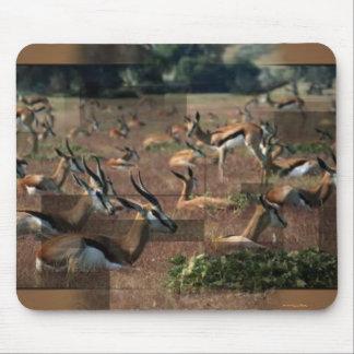 Gazelle Mousepad