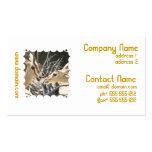 Gazelle Pair Business Cards