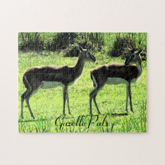 Gazelle Pals design Puzzle