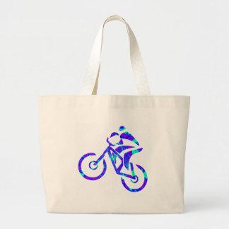 Gazer de la estrella de la bici bolsa