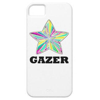 Gazer de la estrella en 3D Funda Para iPhone SE/5/5s