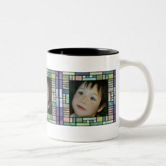Gazing Girl Mug