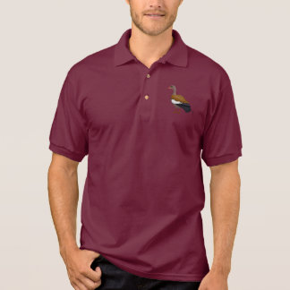 Gazing Goose Polo Shirt