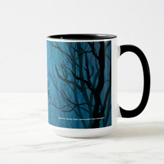Gazing Into the Void Mug