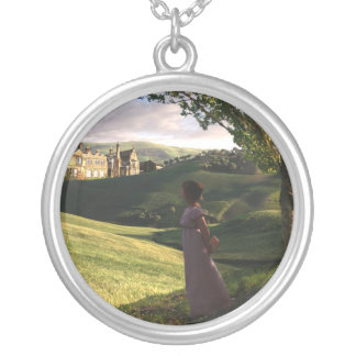 Gazing On Pemberley necklace