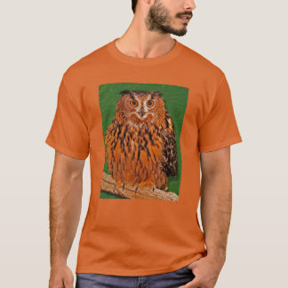 Gazing Owl T-Shirt