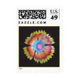 Gazinnia Bloom Stamps