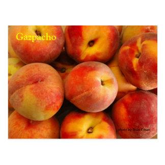 Gazpacho Postcard