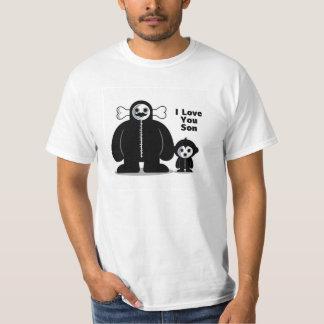 """Gazzzpio & His Father - I Love You Son"" T-Shirt"