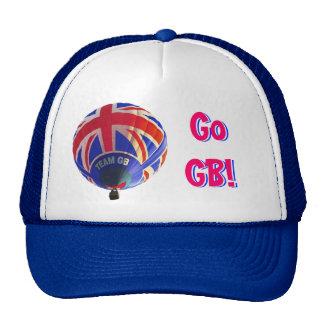 GB Athletic Team Support Trucker Hat