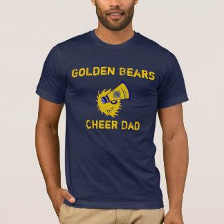 GB cheer3 (2), Cheer Dad, Golden Bears T-Shirt