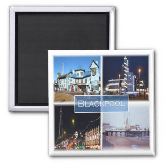 GB * England - - Blackpool Magnet