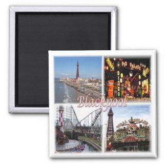 GB * England - Blackpool Magnet