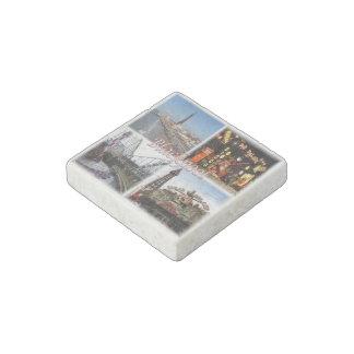 GB  England - Blackpool - Stone Magnet