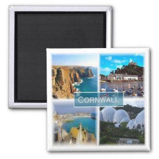 GB * England - Cornwall Magnet