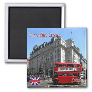 GB - England - London - Piccadilly Circus Magnet