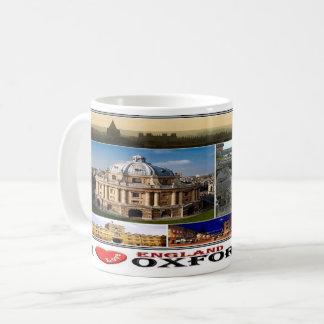 GB England -Oxford - Coffee Mug