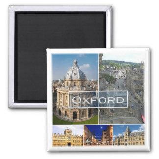 GB * England - Oxford England Magnet