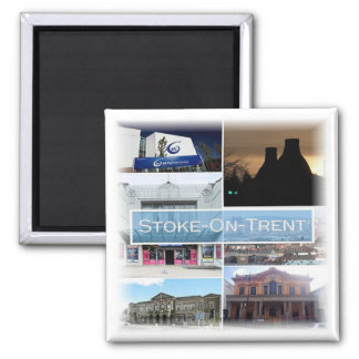 GB * England - Stoke-On-Trent Magnet