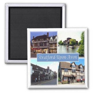 GB * England - Stratford-Upon-Avon Magnet