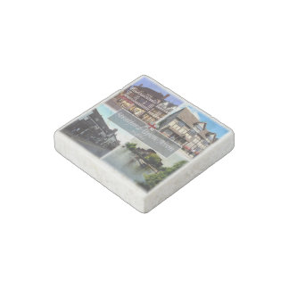 GB England - Stratford Upon Avon - Stone Magnet