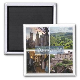 GB * England - Yorkshire Magnet