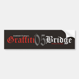 GB GENUINE THREADS 3 BUMPER STICKER