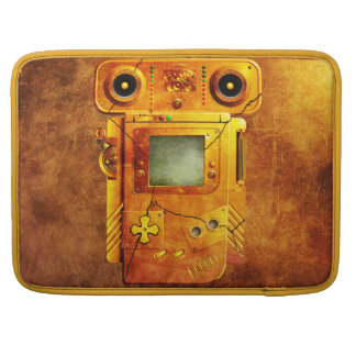 GB - Steampunk Grunged Sleeve For MacBook Pro