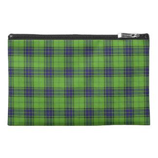 GB Tartan Accessory Bag
