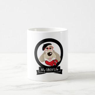 GBGV French Scent Hound Mug