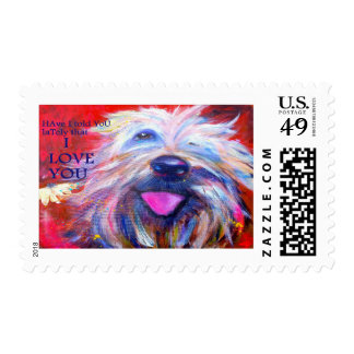 GBGV Pawsitive Affirmations Postage