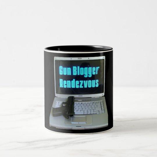 GBR logo Two-Tone Coffee Mug