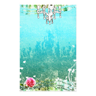 GC Adore Vintage Blue Stationery