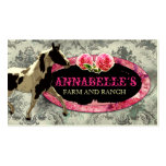 "GC | ""AnnaBelles"" Horse Ranch Black 