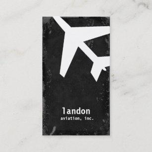 Aviation business cards zazzle gc aviation take off white business card colourmoves